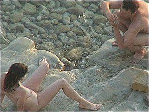 Nudist beach sex 1
