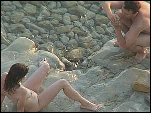 Nudist beach sex 1