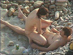 Nudist beach sex 3