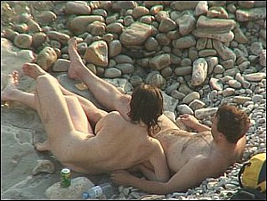 Nudist beach sex 4