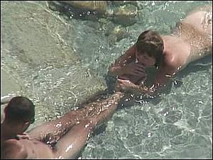 Voyeur beach sex 1